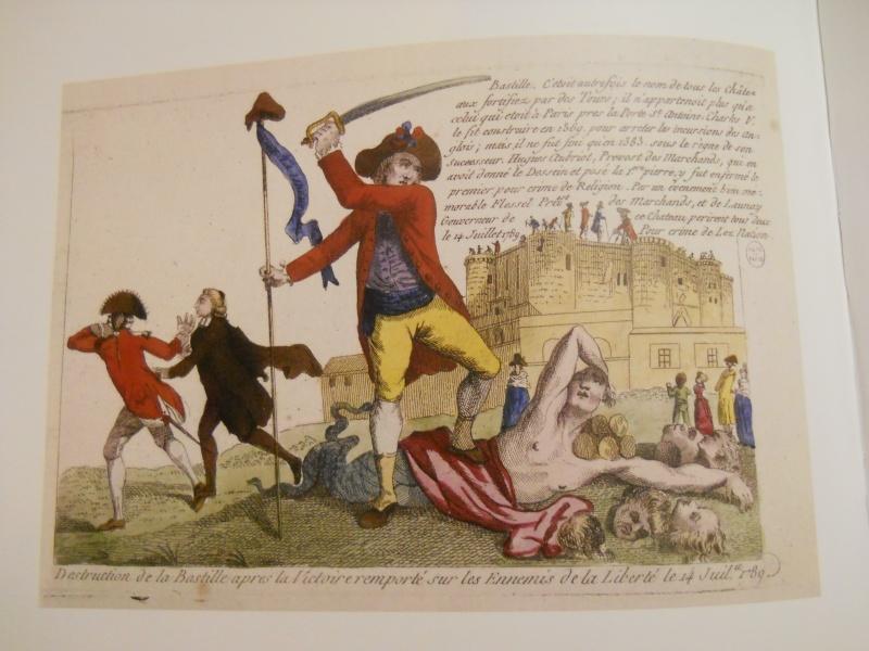 La prison forteresse de la Bastille et sa démolition - Page 3 Carnav14