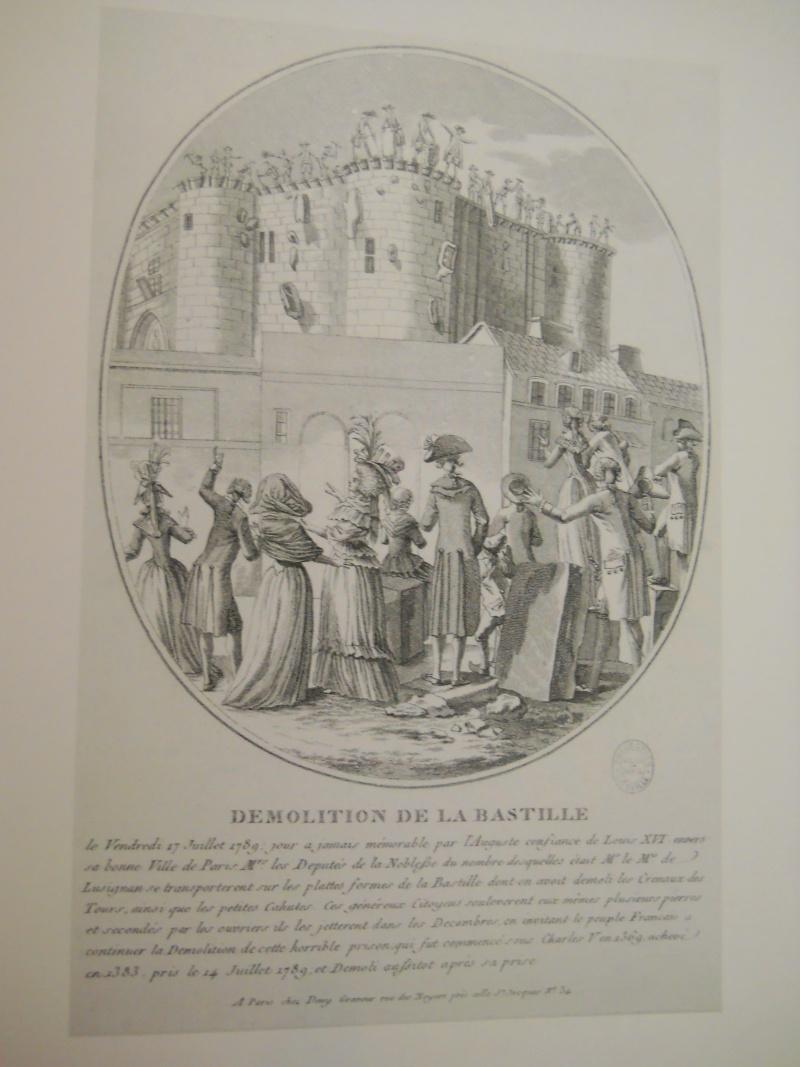 La prison forteresse de la Bastille et sa démolition - Page 3 Carnav15