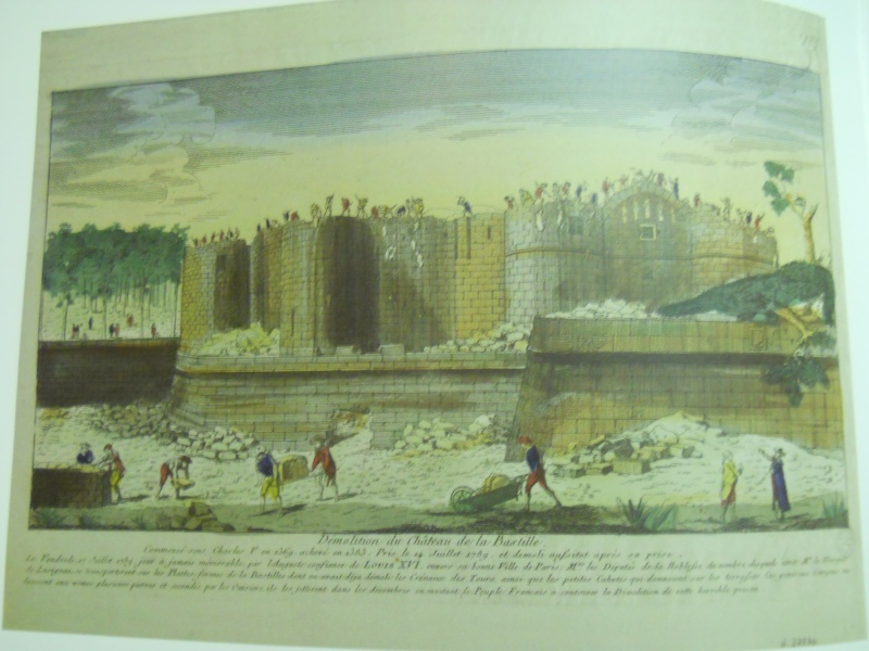 La prison forteresse de la Bastille et sa démolition - Page 3 Carnav16