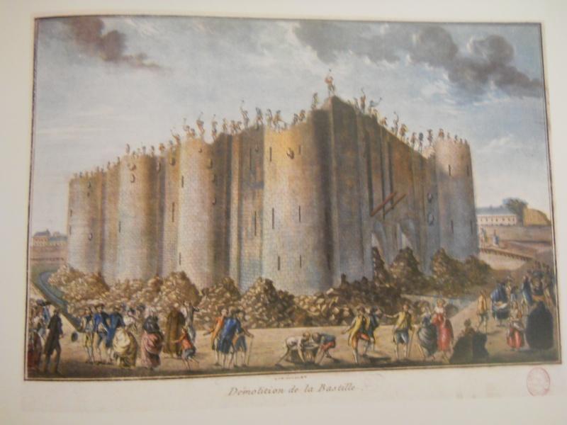 La prison forteresse de la Bastille et sa démolition - Page 3 Carnav17