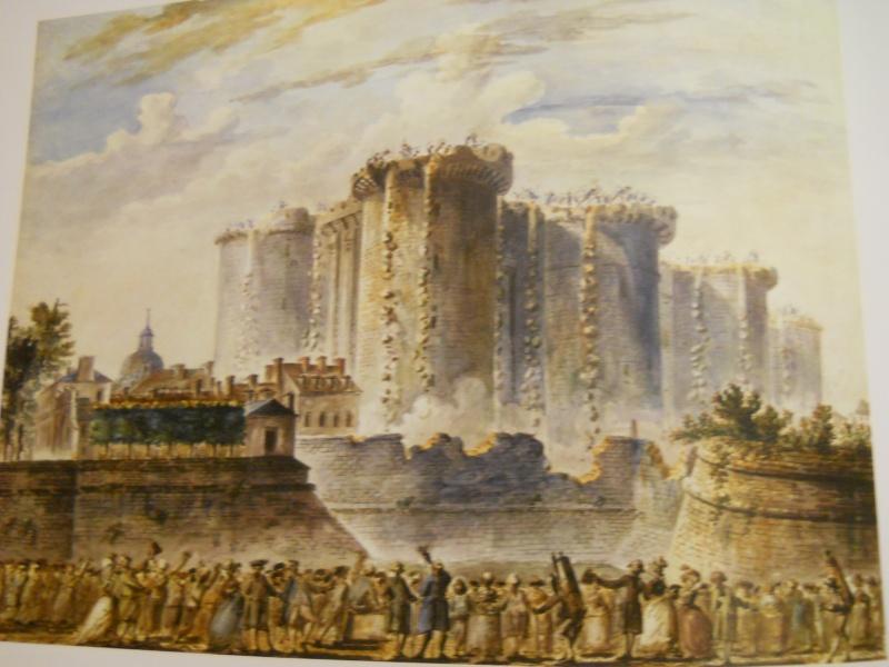 La prison forteresse de la Bastille et sa démolition - Page 3 Carnav18