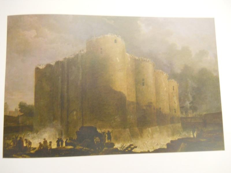 La prison forteresse de la Bastille et sa démolition - Page 3 Carnav19