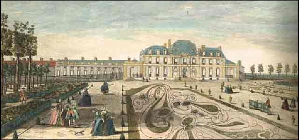 Le château de la Muette Chatea19