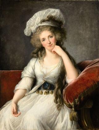 Galerie virtuelle des oeuvres de Mme Vigée Le Brun - Page 11 Comte-10