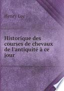 Marie-Antoinette et les courses hippiques Conten14