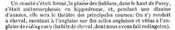 Marie-Antoinette et les courses hippiques Course11
