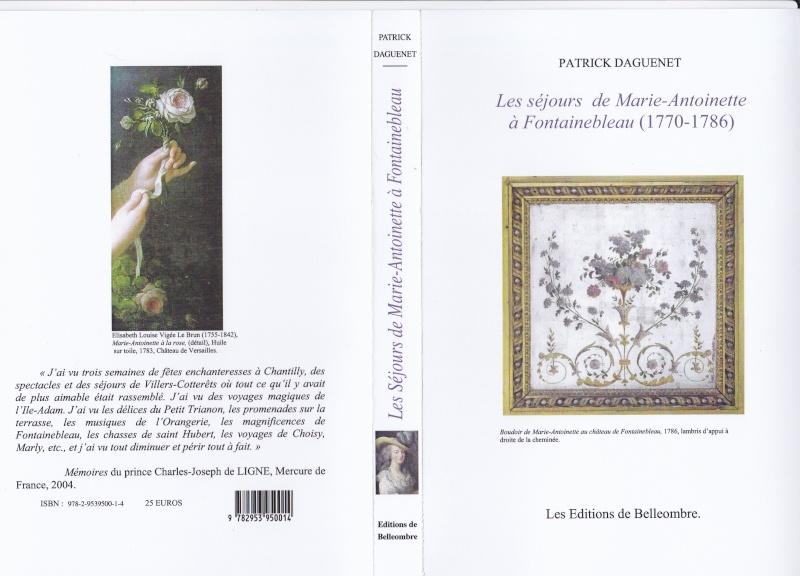 La Sirène : le bateau ou yacht royal de Marie-Antoinette Couver10