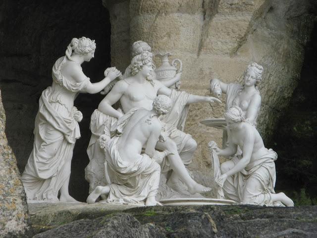 Versailles, Apollon servi par les Nymphes Encore10