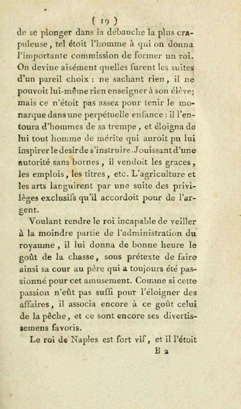 Un beau-frère de Marie-Antoinette :   Ferdinand IV , roi de Sicile F_310