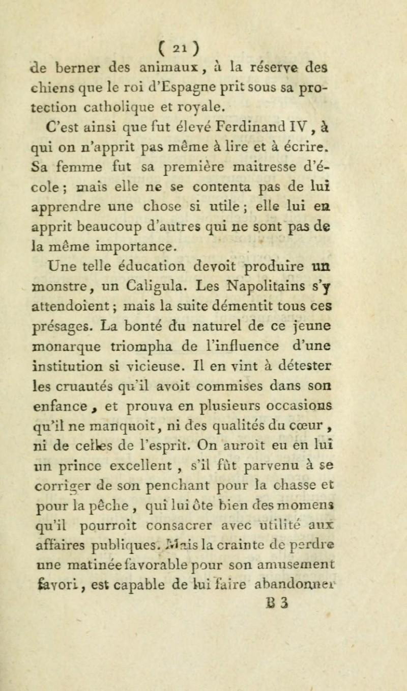 Un beau-frère de Marie-Antoinette :   Ferdinand IV , roi de Sicile F_510