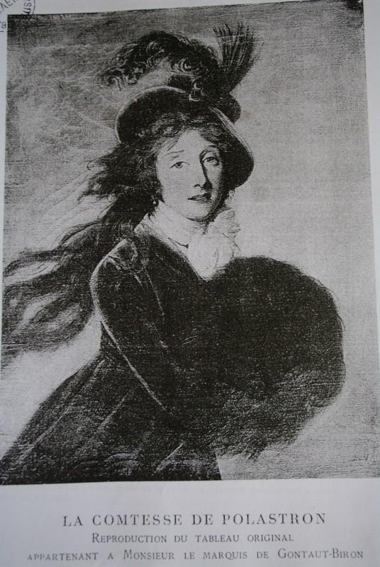 Galerie de portraits : Le manchon au XVIIIe siècle  Imgp0810