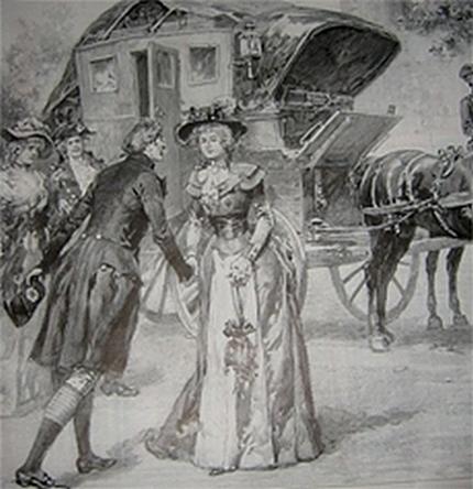 varennes - Ecrits de la duchesse de Sudermanie relatifs à Varennes, et la séparation à Bondy La_bon13