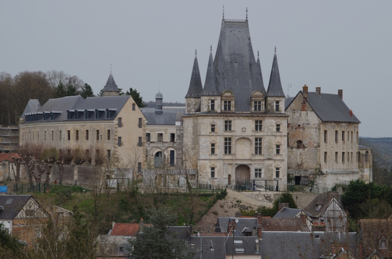 Le voyage de Louis XVI en Normandie Le-cha10