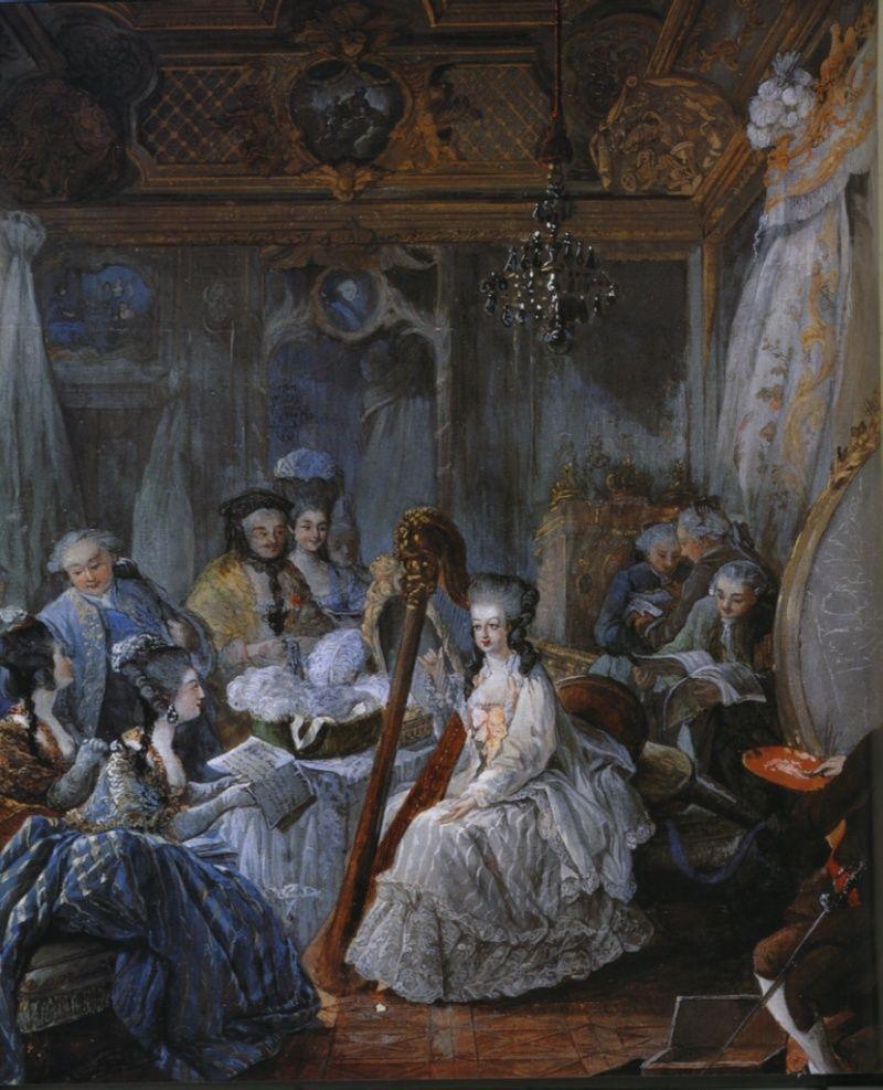 Concert pour Marie-Antoinette, le 28 juin 2016 Ma8-8310