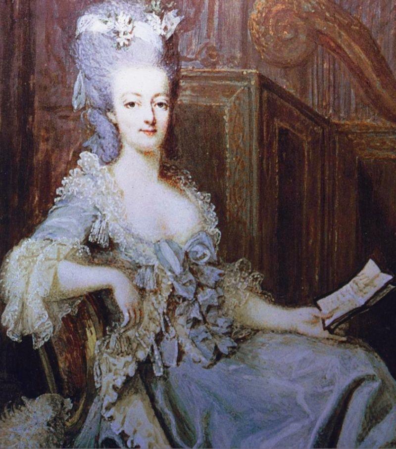 Les lettres de Fersen à Marie-Antoinette - Page 2 Marie_11