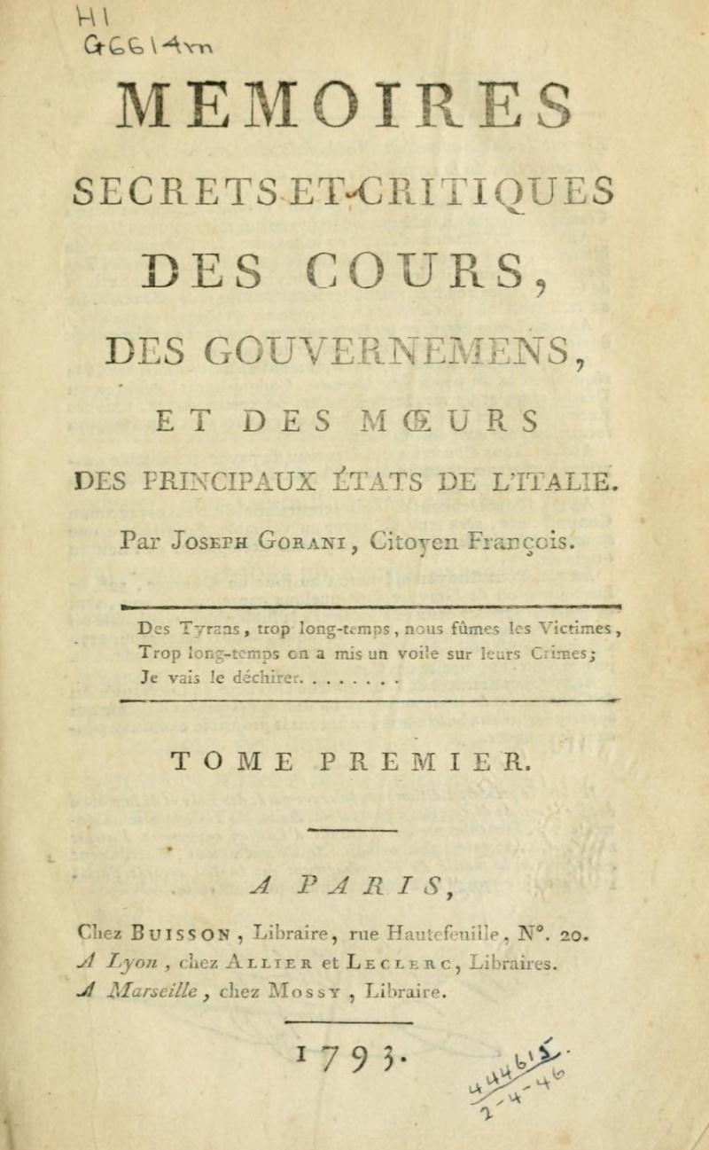 Un beau-frère de Marie-Antoinette :   Ferdinand IV , roi de Sicile Mmoire10