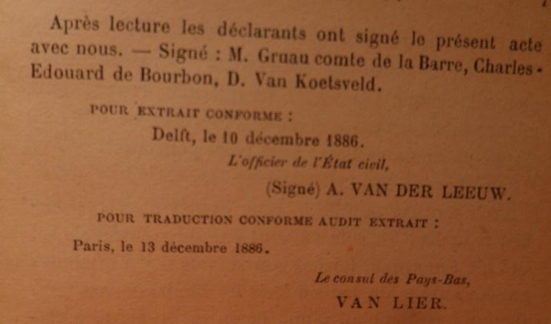 Naundorff, un descendant Bourbon ?... Louis XVII ?? - Page 9 Naondo11