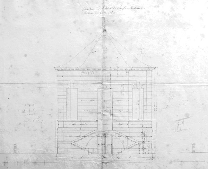 Le château de Meudon Pavill11