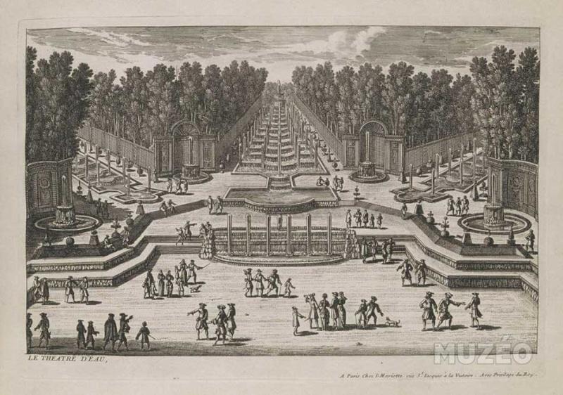 Le Bosquet du Théâtre d'Eau Planch11