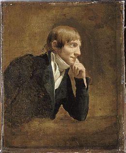 Pierre-Joseph Redouté, « Dessinateur et peintre du cabinet de la Reine » Portra11