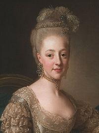 varennes - Ecrits de la duchesse de Sudermanie relatifs à Varennes, et la séparation à Bondy Roslin11