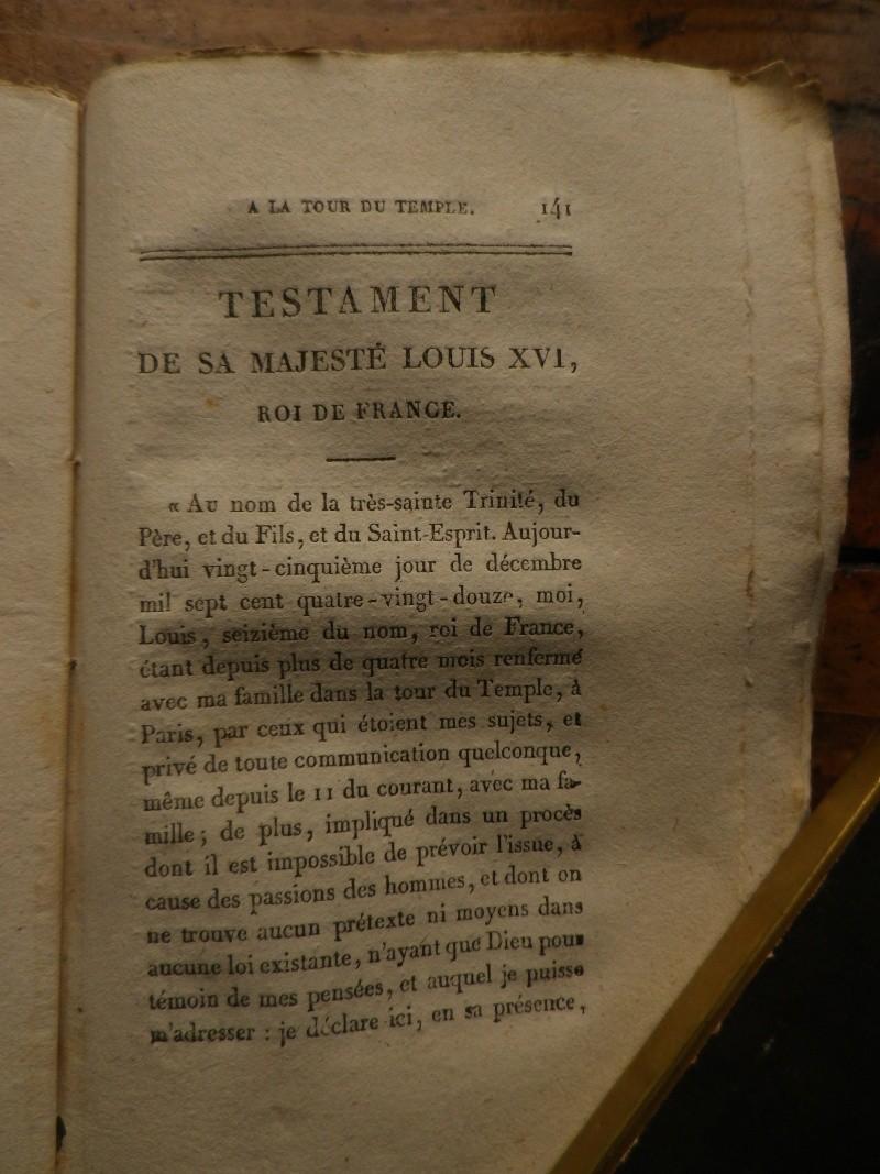 Le Testament de Louis XVI Testam17