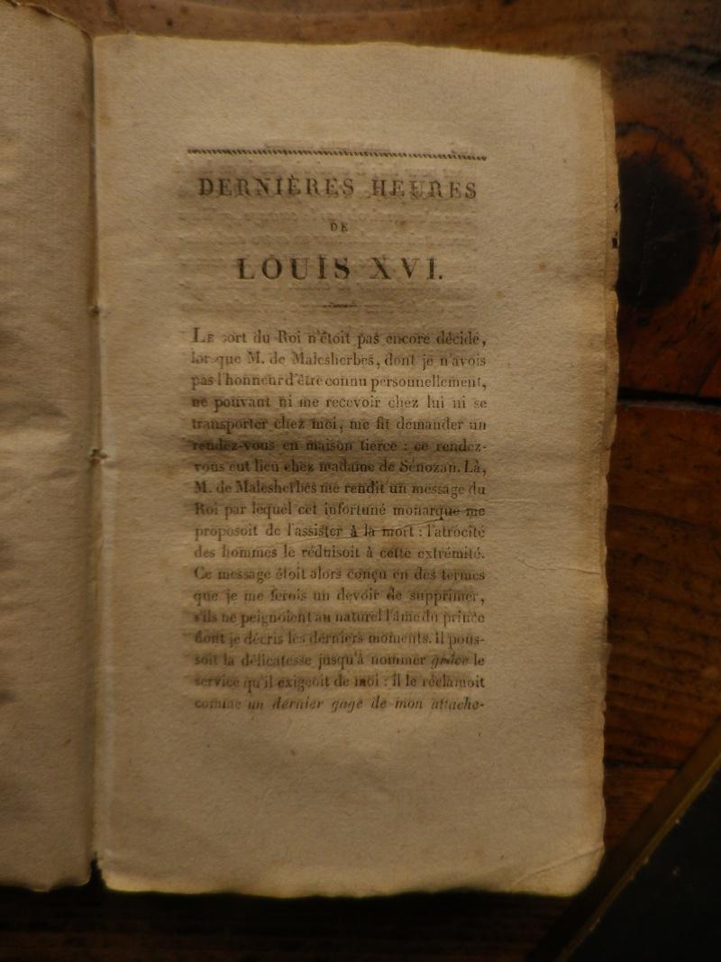 Le Testament de Louis XVI Testam18