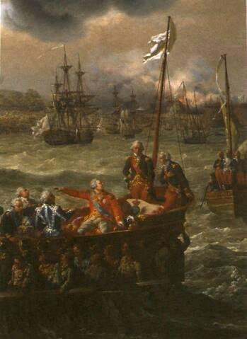 Le voyage de Louis XVI en Normandie