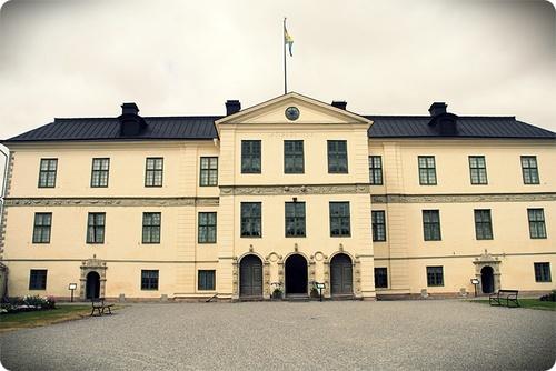 Le château de Löfstad, résidence de Sophie Piper, soeur d'Axel Fersen Tumblr10