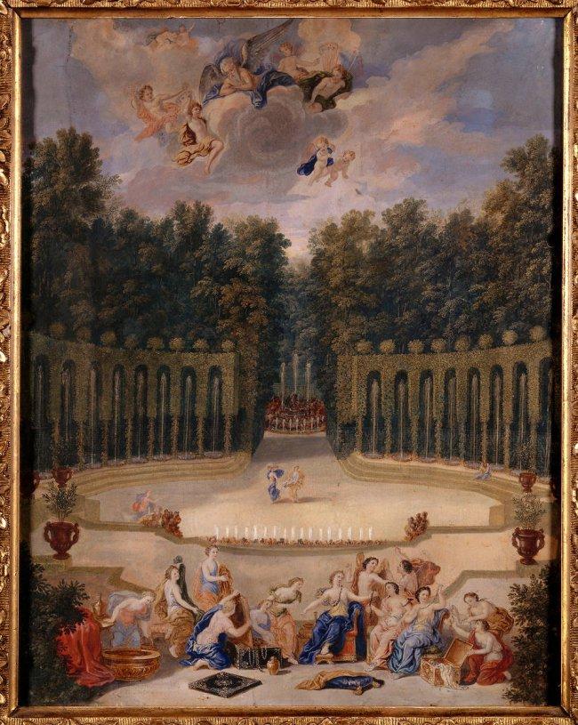 Le Bosquet du Théâtre d'Eau Vue_de11