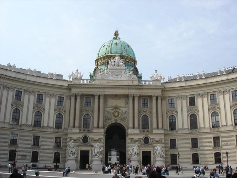 Vienne, la Hofburg Wienho10
