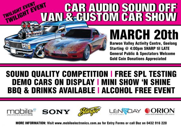 March 20. Car audio comp and Van and car show Mea_r_10