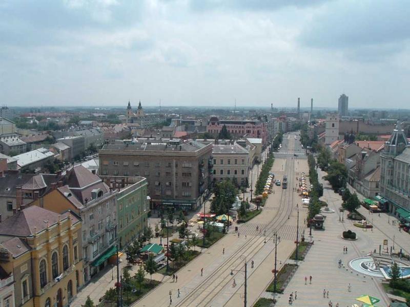 Show your city Debrec10