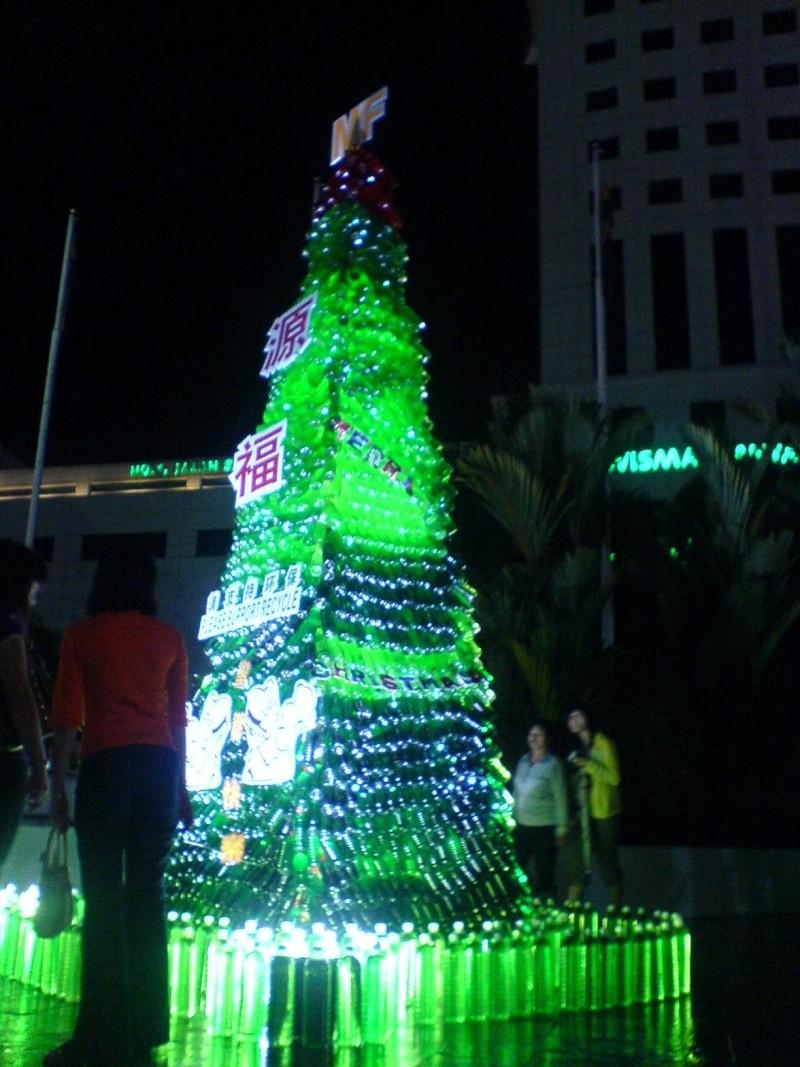 cHristmas tRees in siBu... Dsc00616
