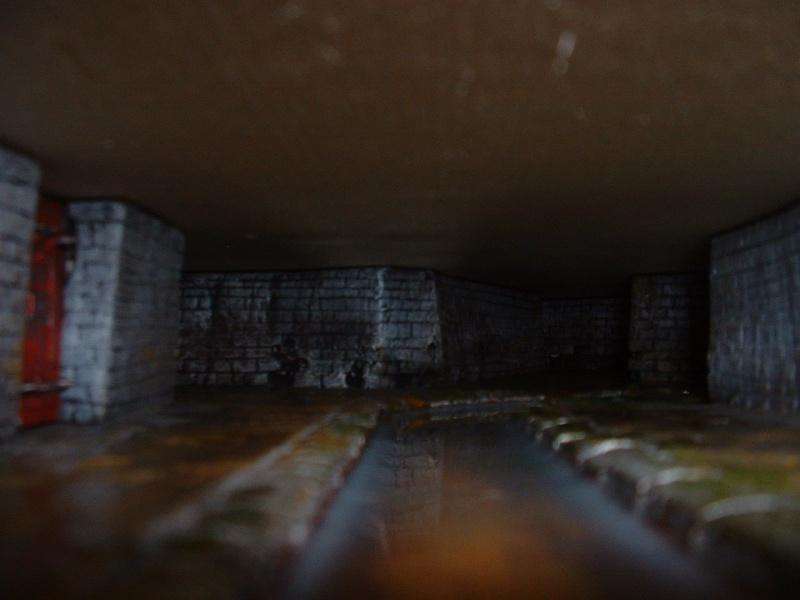 Ville modulaire : le sous sol du quartier résidentiel Porter10