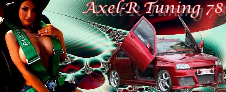 Axel-R Tuning 78