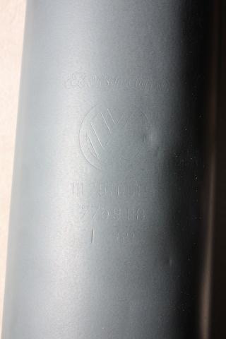 Echappement Eberspacher 25PS / 25PS Eberspacher exhaust 00710