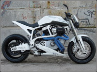Buell X1 White 2002 Bikesw10