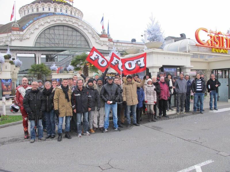 Grève casino Evian Img_3010