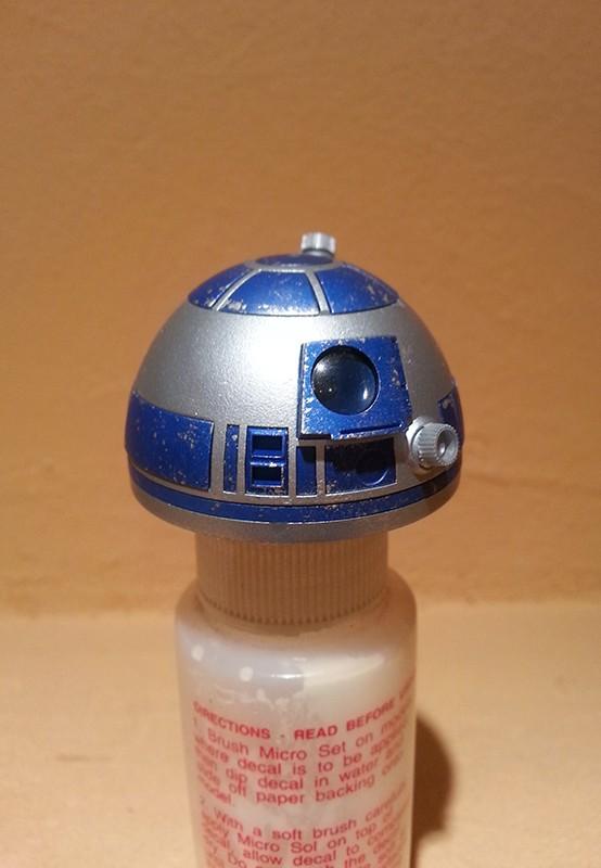 R2-D2 Bandai 1/12 20160213