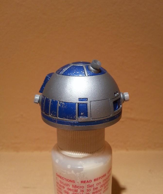R2-D2 Bandai 1/12 20160214