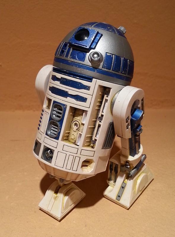 R2-D2 Bandai 1/12 20160219