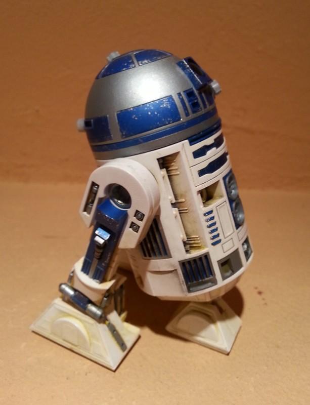 R2-D2 Bandai 1/12 20160220