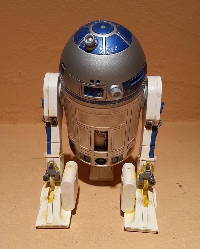 R2-D2 Bandai 1/12 20160221