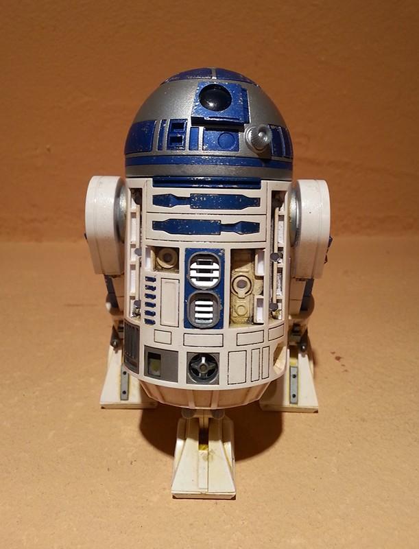 R2-D2 Bandai 1/12 20160222