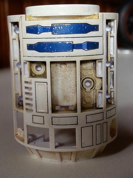 R2-D2 Bandai 1/12 20160223