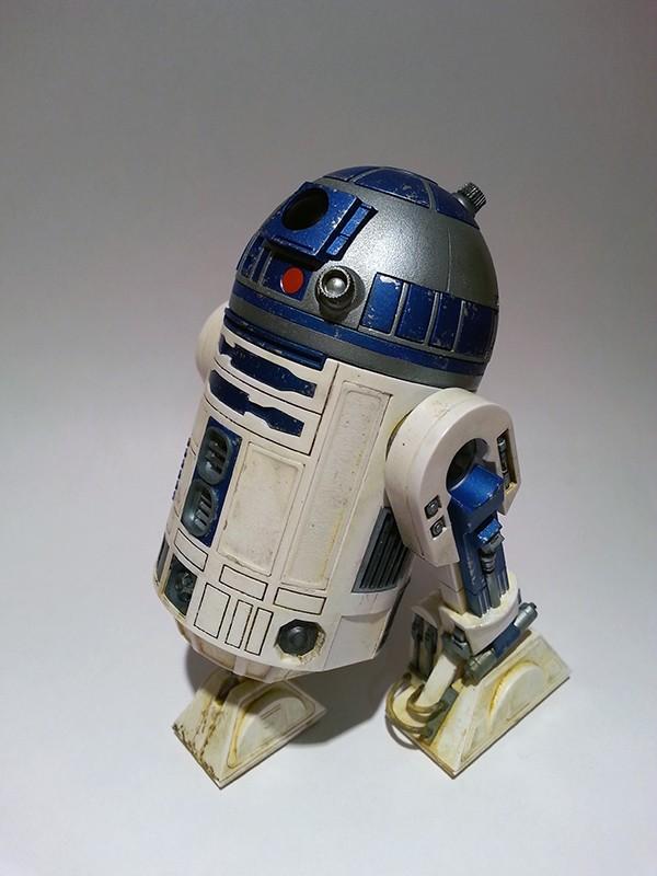 R2-D2 Bandai 1/12 20160224