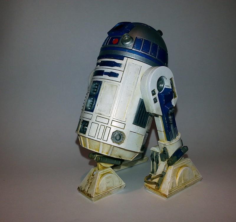 R2-D2 Bandai 1/12 20160226