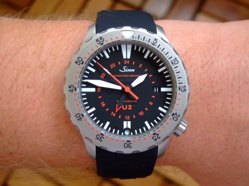 ward - Revue de la montre Christopher Ward TRIDENT C60-GMT600  en version 42 mm. - Page 2 Sinn_u10