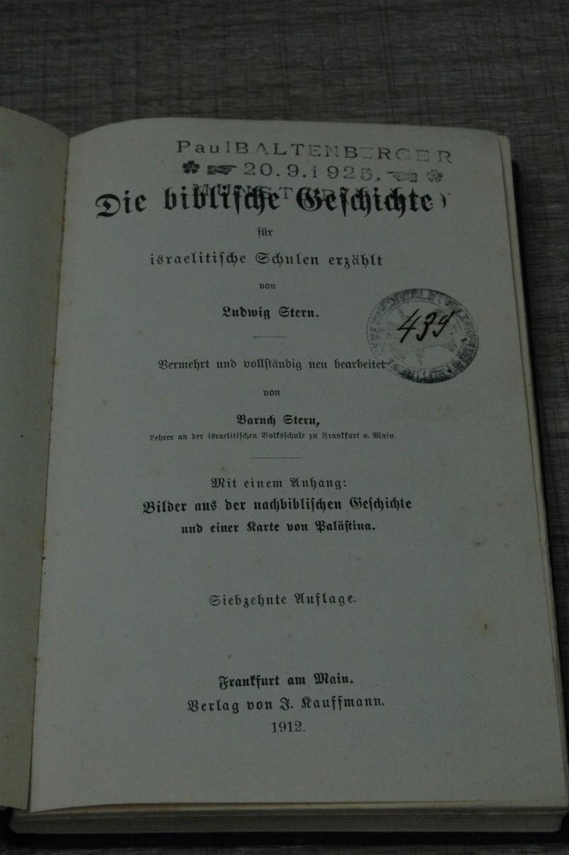 une bible israelite en allemand Dsc_9221